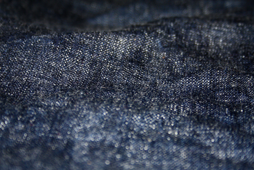denim close-up