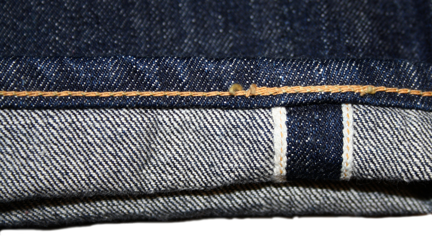 Warehouse 1001 selvedge
