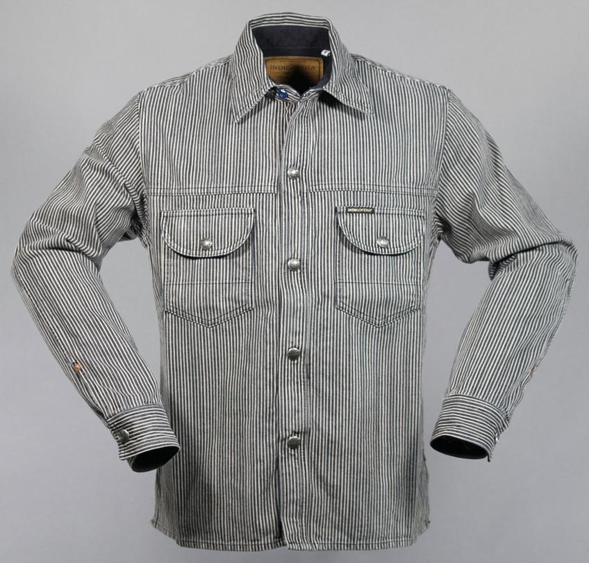 Indigofera shirt