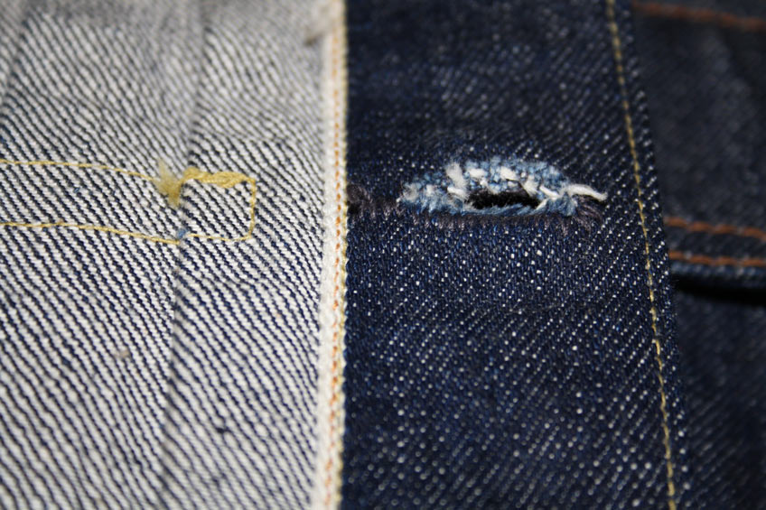 Denime 506 selvedge