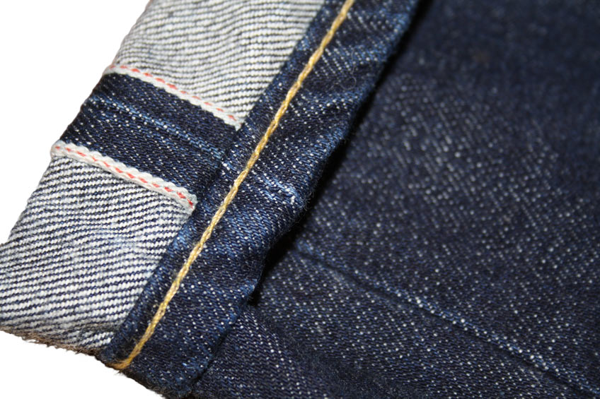 ROY RS1 selvedge