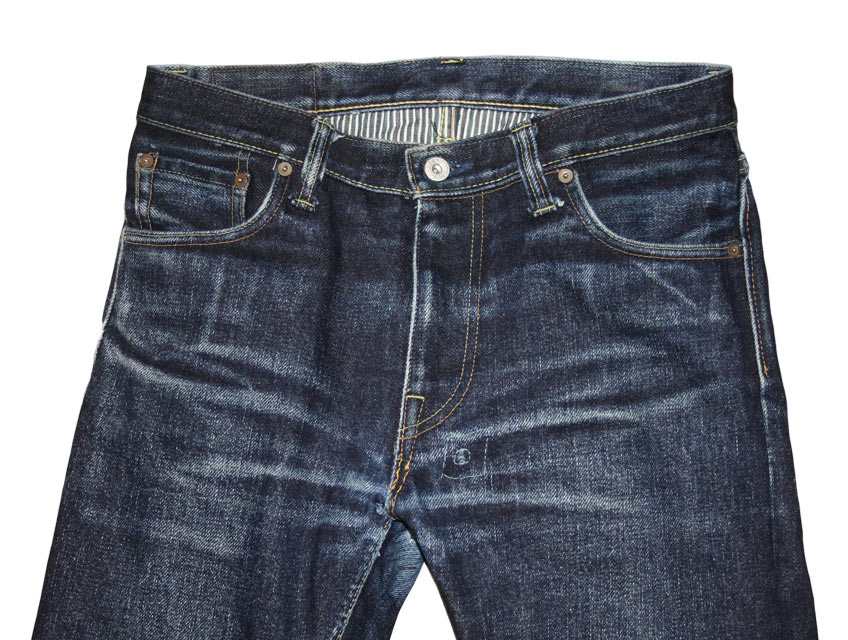 Steel Feather jeans topblock