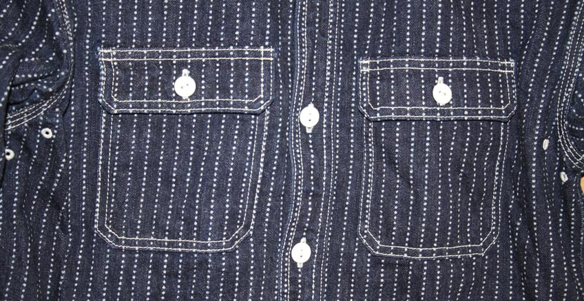 Flat Head wabash pockets