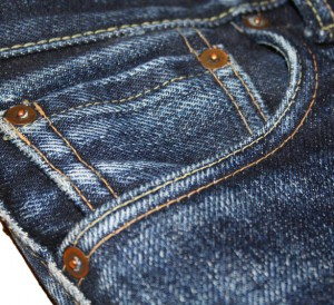 Steel Feather Jeans SF0121 coinpocket