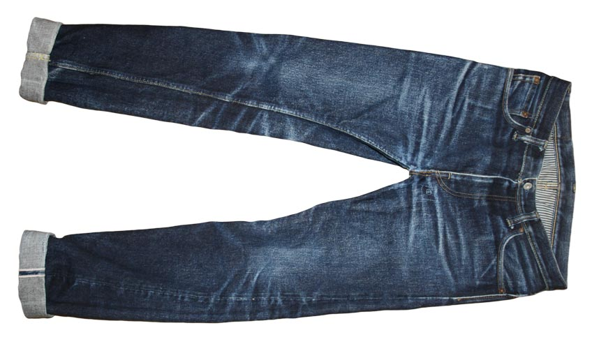 Steel Feather Jeans SF0121 front