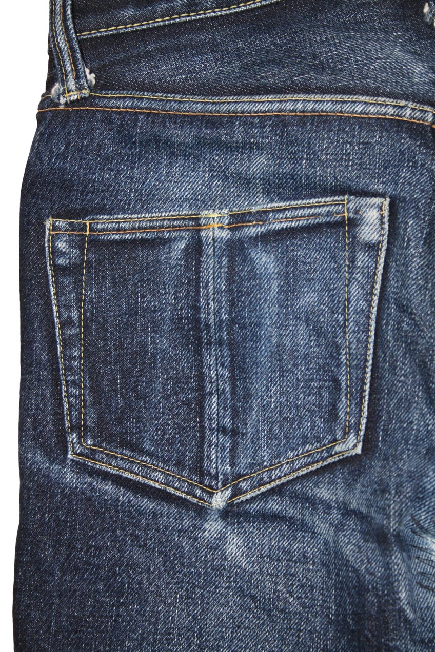 Steel Feather Jeans SF0121 left backpocket