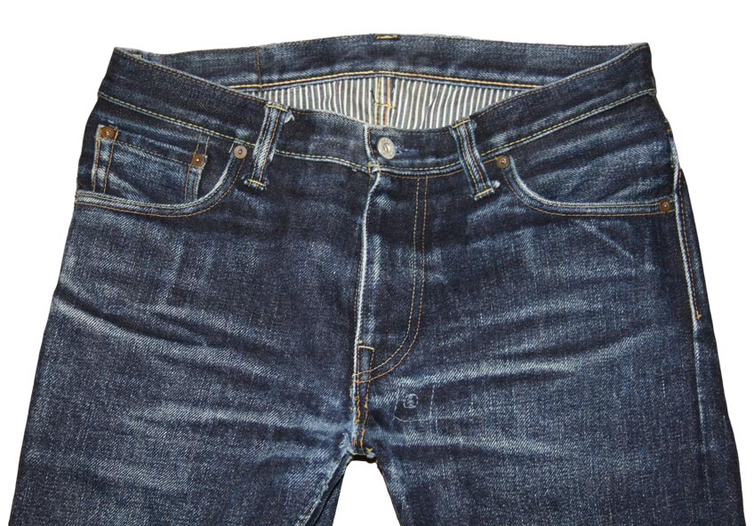 Steel Feather Jeans SF0121 topblock