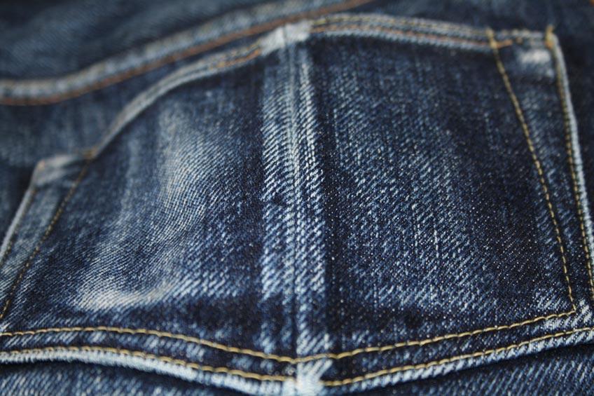 Steel Feather Jeans SF0121 traintracks
