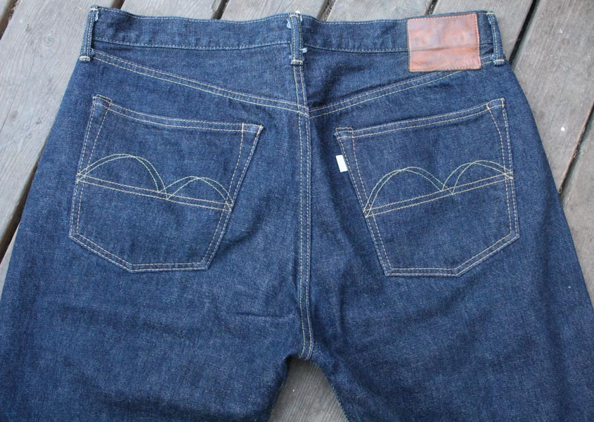 Denimbridge backpockets