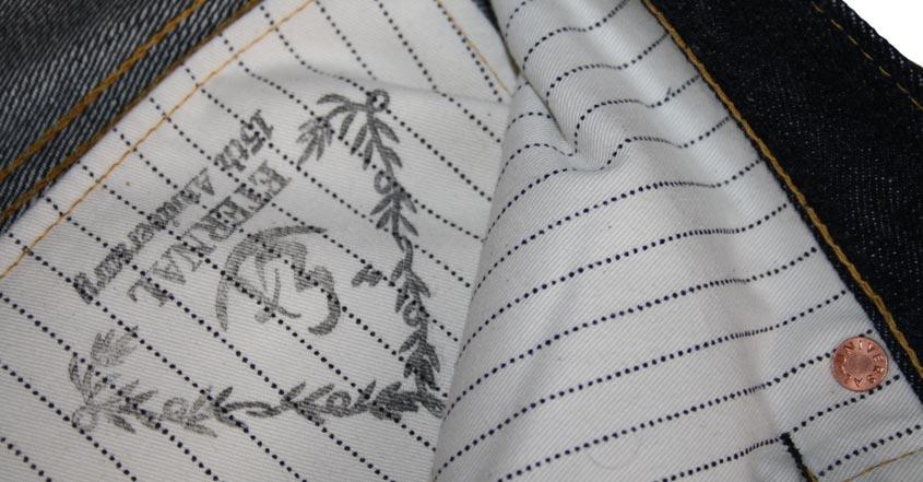 Eternal 888 pocket fabric
