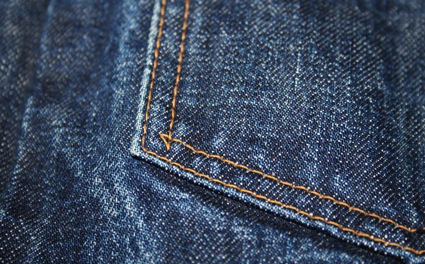 Denime 506XX stitches