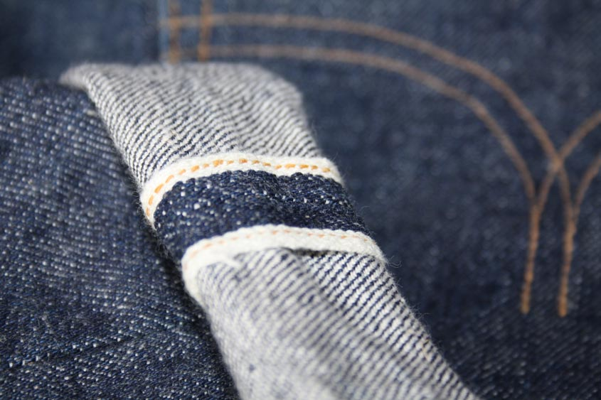 Warehouse 1105 15th selvedge