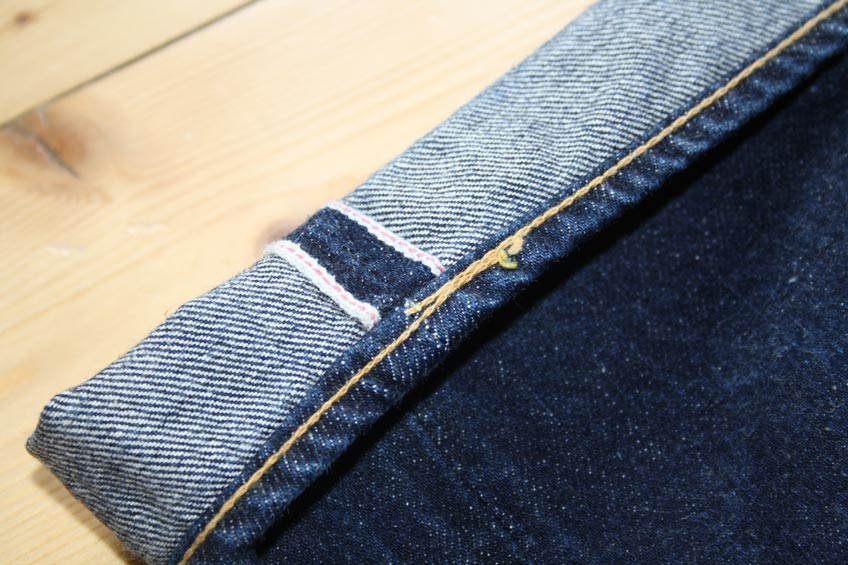 Deer Hunter selvedge-ID
