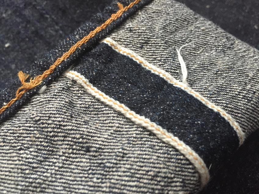 Warehouse 800 c/l selvedge