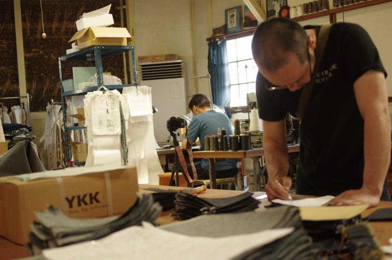 Jeans workshop