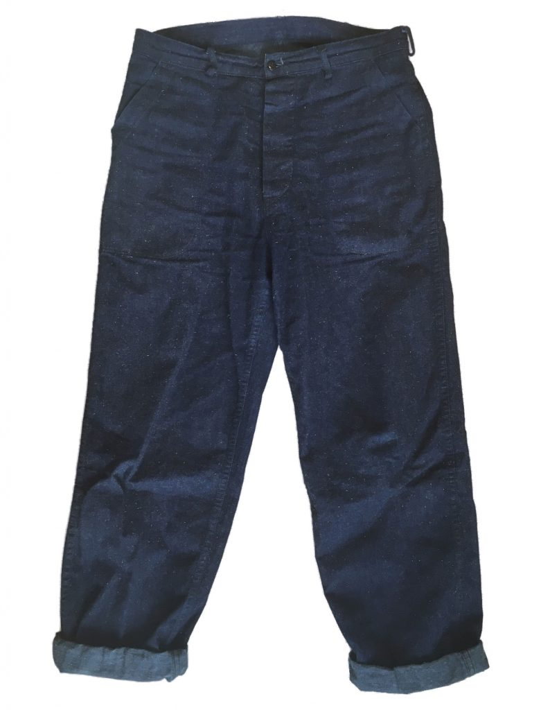 TCB Seaman trousers front