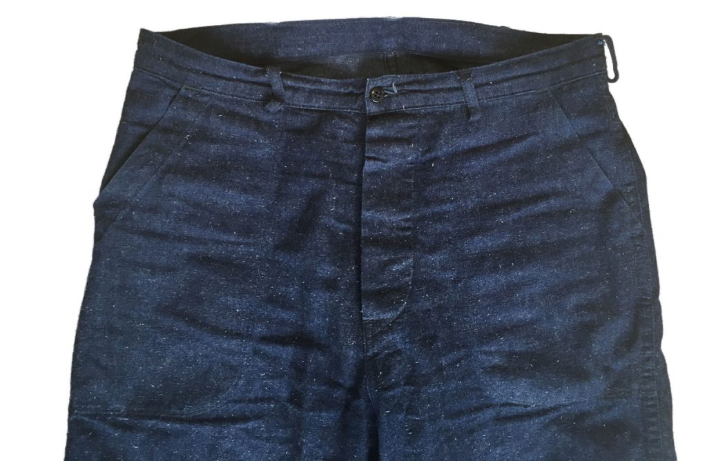 TCB Seaman trousers topblock