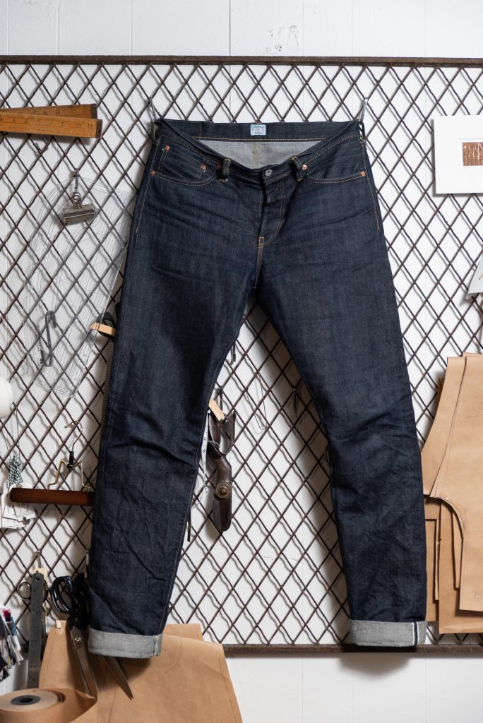 The GBG001 jeans in all its glory