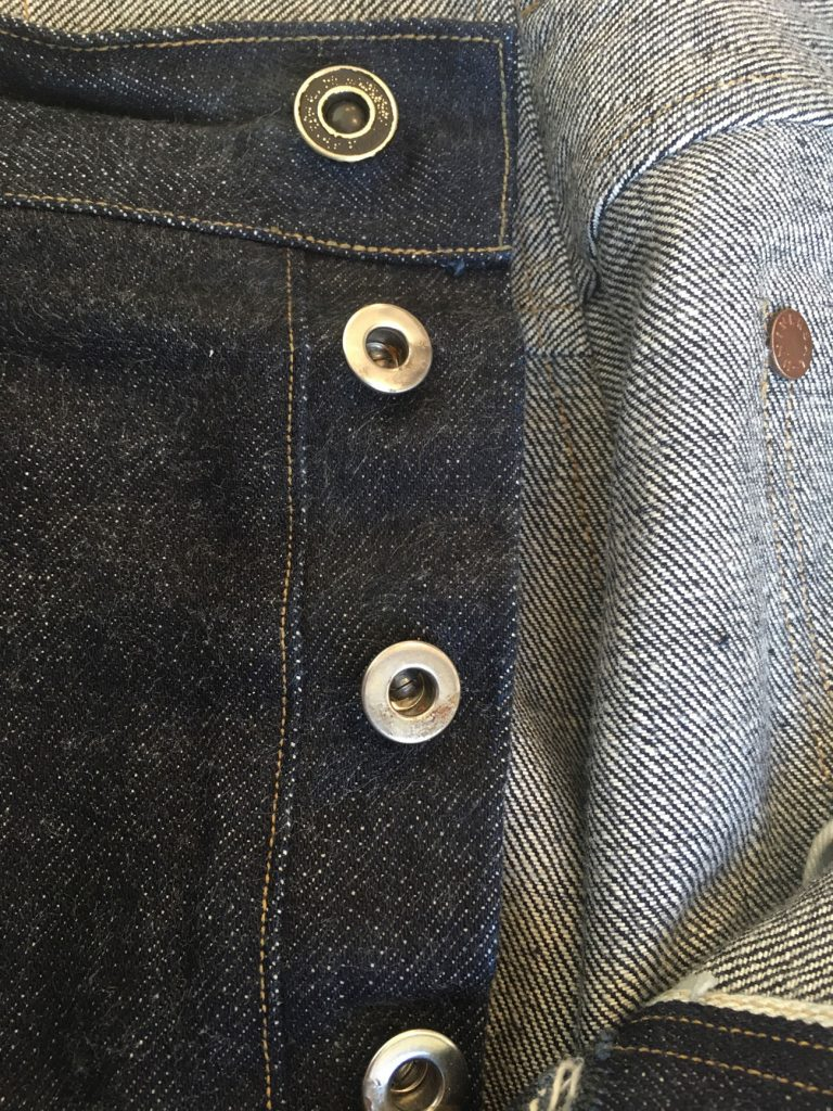 Denimbridge SA buttons