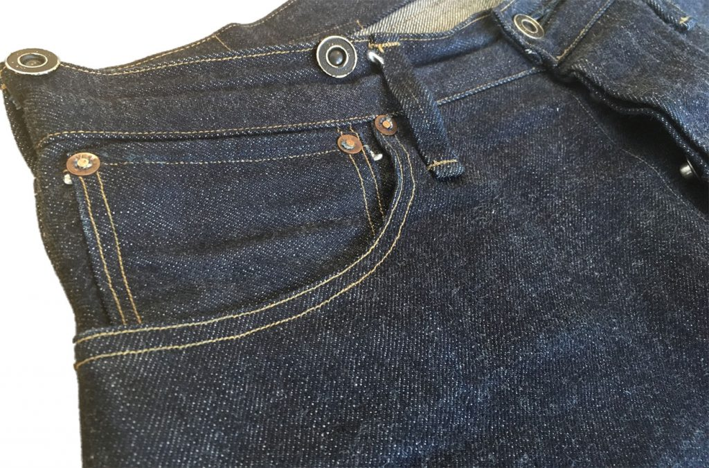 Denimbridge S Antique coinpocket