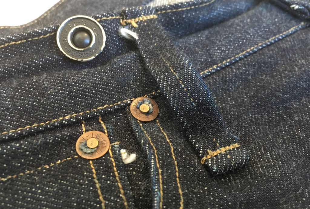 denimbridge SA rivets