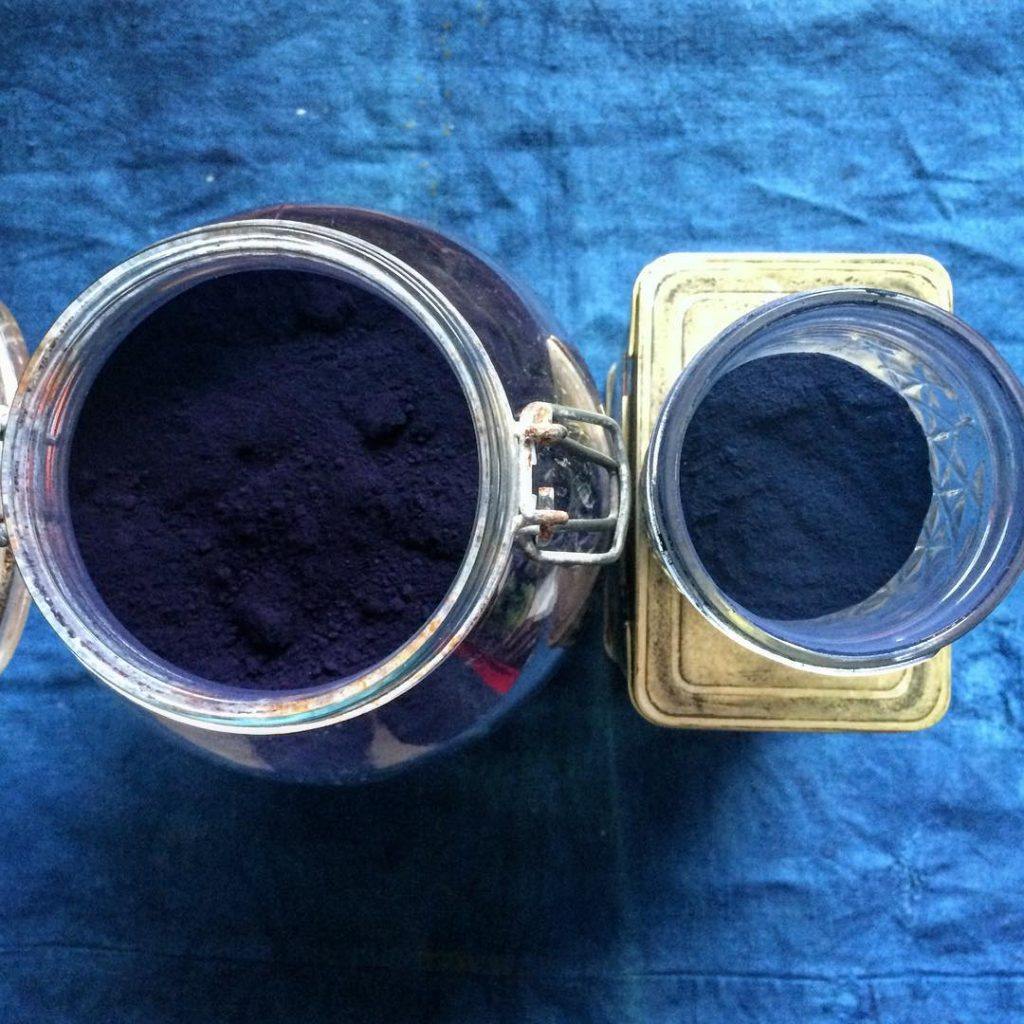 Indigo pigments