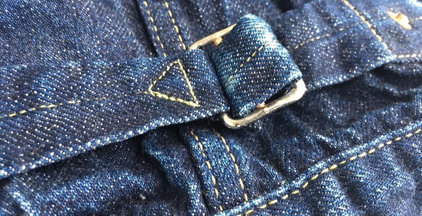 tcb 30's jacket cinch