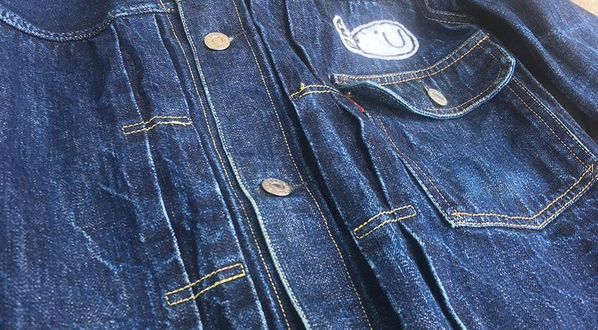 tcb 30's jacket pleats