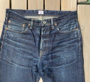 Indigo Veins GBG001 jeans