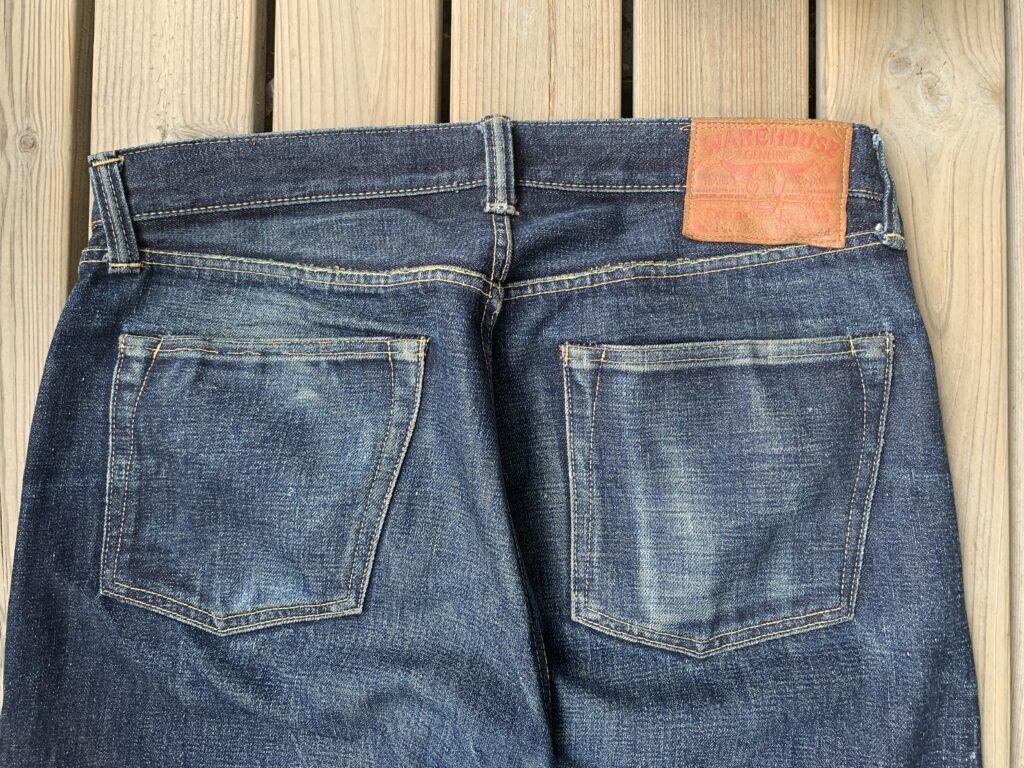 Warehouse 1003XX backpockets