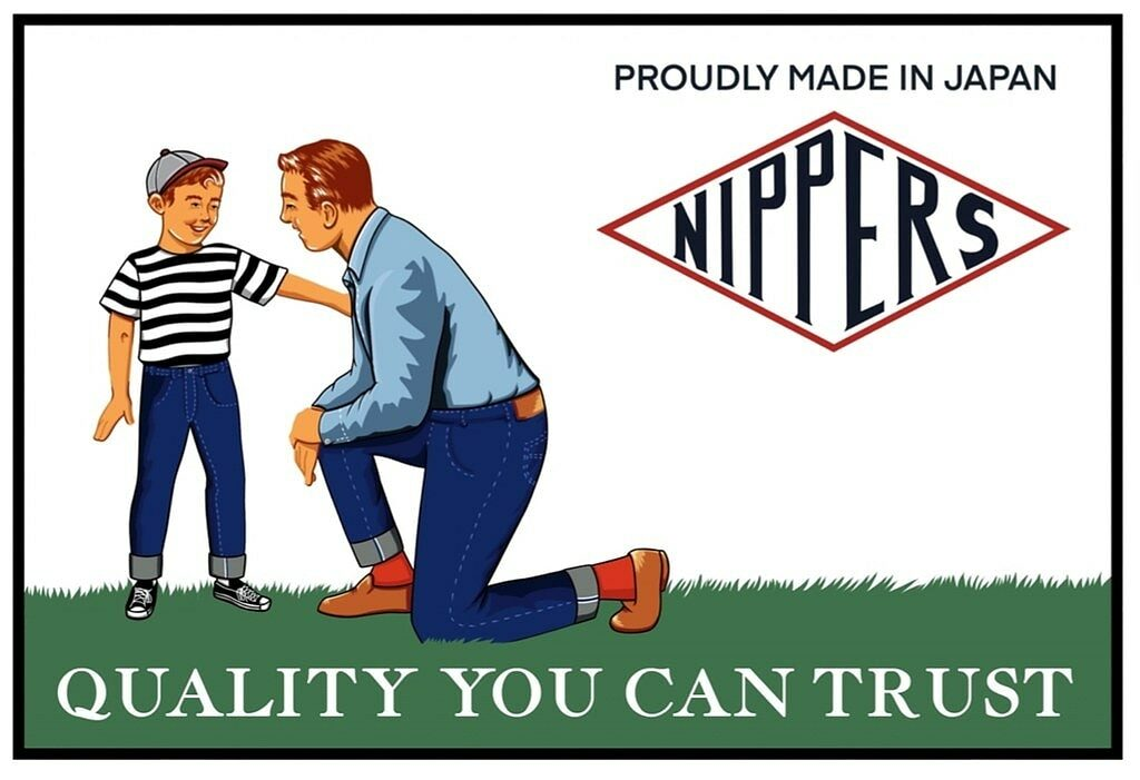 Nippers quality clothing