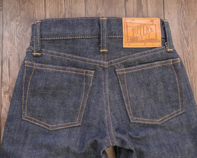 nippers NO1 jeans backpockets