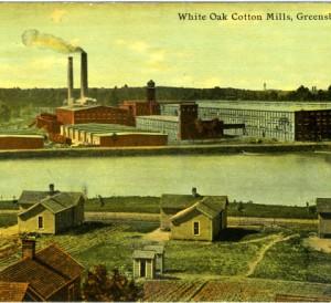 White Oak Cone Mills 1914
