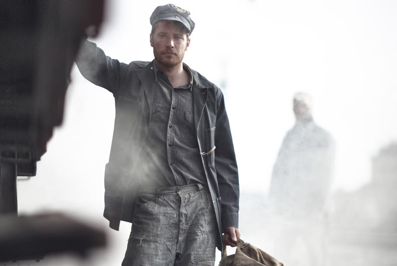 Railroad worker