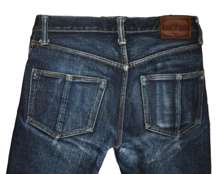 Steel Feather Jeans 10 months