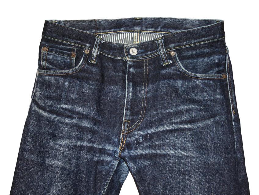 Steel Feather jeans topblock