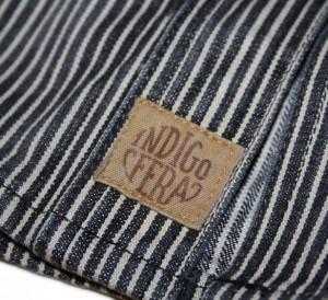 Indigofera fargo shirt logo