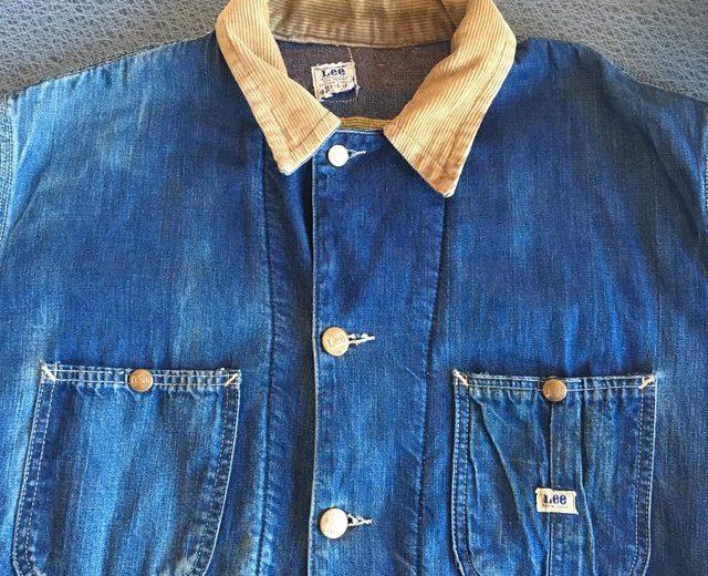Vintage Lee 81-LJ front