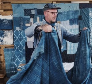 Johan Åberg, Dye for Indigo